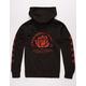LIRA Roses Mens Hoodie