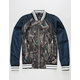 JARED Varsity Mens Bomber Jacket