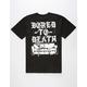 RUSTY BUTCHER Bored Mens T-Shirt