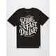 RUSTY BUTCHER Die Last Mens T-Shirt