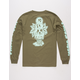 FRESH VIBES Skeleton Scoop Boys T-Shirt