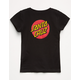SANTA CRUZ Classic Dot Girls T-Shirt
