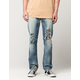 RUSTIC DIME Blowout Mens Tapered Jeans