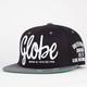 GLOBE Chain Gang Mens Snapback Hat