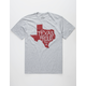 WELL WORN Texas Made Mens T-Shirt