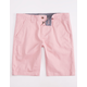 CHARLES AND A HALF Lincoln Stretch Mens Shorts