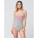 BILLABONG Island Time One Piece Swimsuit