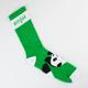 ENJOI Panda Feet Mens Crew Socks