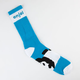 ENJOI Panda Feet Mens Crew Socks