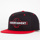INDEPENDENT Painted BC Starter Mens Snapback Hat