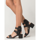 MIA Lani Womens Heeled Sandals