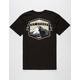 KEY STREET Deer Crest Mens T-Shirt