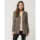 ASHLEY Zip Womens Anorak Jacket