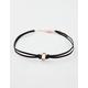 FULL TILT Circle Pendant Choker Necklace