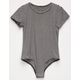 H.I.P. Stripe Tee Girls Bodysuit