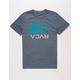 RVCA Flipped Box Mens T-Shirt