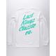 LAST KINGS Script Mens T-Shirt