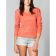 FULL TILT Bar Back Womens Sweater