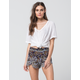 FREE PEOPLE So Much Fun Womens Shorts