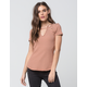 FREE PEOPLE Frenchie Womens Tee
