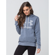UNDER ARMOUR Favorite Womens Pullover Hoodie