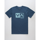 RVCA Warped Dotty Mens T-Shirt