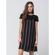 SOCIALITE Two Piece Tee And Slip Dress