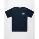 HURLEY Flying High Mens T-Shirt