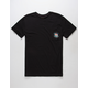 RVCA Island Mens Pocket Tee