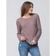 FULL TILT Open Knit Womens Sweater