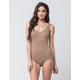 FULL TILT Striped Womens Bodysuit