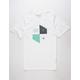 HURLEY Dri-FIT Long Haul Mens T-Shirt