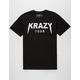 RIOT SOCIETY Krazy Tour Mens T-Shirt