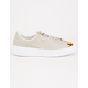 PUMA Suede Platform Gold Womens Shoes