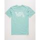 RVCA Stencil VA Mens T-Shirt