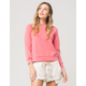 FREE PEOPLE Vintage Crop Womens Sweatshirt