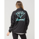 DIAMOND SUPPLY CO. Logo Womens Coach Jacket