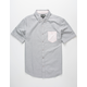 RETROFIT Grayson Mens Oxford Shirt