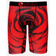 ETHIKA Roses Are Red Staple Mens Boxer Briefs