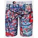 ETHIKA Wall Of Love Staple Mens Boxer Briefs