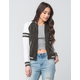 OTHERS FOLLOW Colorblocked Womens Bomber Jacket