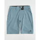 BILLABONG Crossfire X Stripe Boys Hybrid Shorts