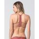FULL TILT Bralette Racerback Reversible Bikini Top