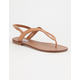 STEVE MADDEN Takeaway Womens Sandals