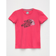 THE NORTH FACE Logo Girls Tee