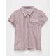 FULL TILT Stripe Girls Shirt