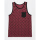 SHOUTHOUSE Lilly Mens Pocket Tank