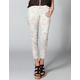 CELEBRITY PINK Floral Womens Jeans