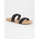 SODA 2 Strap Womens Sandals