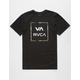 RVCA VA All The Way Camo Mens T-Shirt